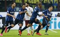 Inter Milan soán ngôi đầu của AS Roma