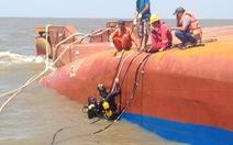 Chìm tàu trên sông Soài Rạp: đã vớt được 2 thi thể thuyền viên