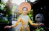 Ngắm quốc phục Thúy Vân mang đến Hoa hậu quốc tế