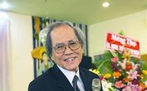 Nhà giáo nhân dân Trần Thanh Đạm từ trần
