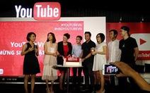 VN nằm trong top 10 thị trường lớn nhất của Youtube