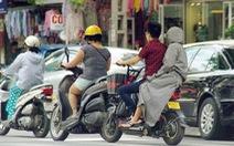 Từ 6-12-2015, giải quyết đăng ký xe máy điện