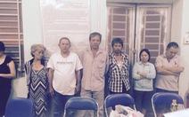 Bắt 14 người trong đường dây thầu đề liên quận