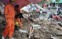 TP.HCM bắt đầu đào 19 đường trong ba năm ba tháng