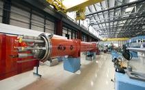Trung Quốc làm việc với siêu máy gia tốc lớn nhất