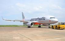 Jetstar Pacific bắt đầu có lãi