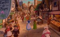 Những điểm đến trong đời thực của thế giới Disney