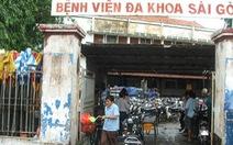 Bệnh viện đa khoa Sài Gòn và Thủ Đức bị kiện