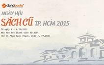 Ngày hội sách cũ tại NVH Thanh Niên TP.HCM:giảm giá 80%