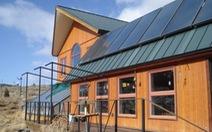Đưa vào thử nghiệm ngôi nhà sử dụng năng lượng mặt trời