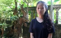 Nữ sinh vướng lý lịch của bố được nhập học trường công an