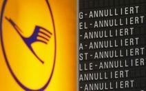 Lufthansa hủy 290 chuyến bay vì nhân viên đình công