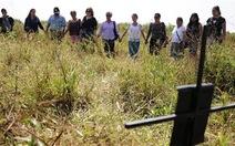 Phát hiện hố chôn 105 người,Mexico điều tra quan chức địa phương
