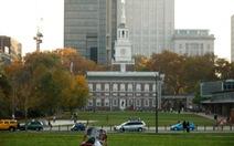 Philadelphia là Thành phố di sản thế giới đầu tiên ở Mỹ