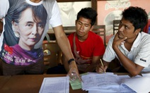 Myanmar trông chờ bầu cử dân chủ