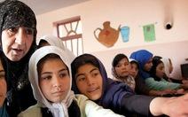 Lòng trắc ẩn của một phụ nữ Afghanistan