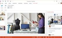 Powerpointchia sẻ lênmạng xã hộinhư Slideshare