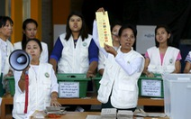 Myanmar mong chờ những thay đổi lớn từ cuộc bầu cử