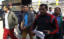 Điểm tin tối 9-11: Bán độ, cầu thủ Nepal bị khởi tố tội phản quốc