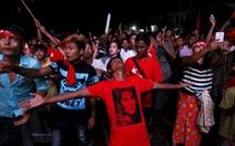 Bà Aung San Suu Kyi tuyên bố NLD giành chiến thắng