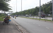 Sửa 550m đại lộ Võ Văn Kiệt tốn7 tỉ đồng