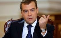 Thủ tướng Nga thừa nhận khả năng máy bay bị khủng bố