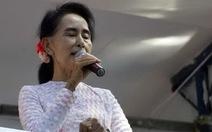 Đảng đối lập Myamar giành 49 ghế hạ viện