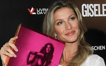 Sách ảnh nude của Gisele Bundchen bán sạch trước khi ra mắt