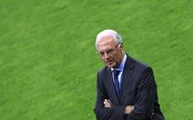Khôi phục uy tín bóng đá Đức đòi hỏi thời gian