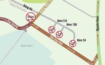 Cấm ôtô, xây thêm bãi đậu chống kẹt xe sân bay Tân Sơn Nhất