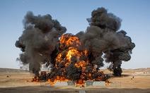 """""""Spectre"""" đạt kỷ lục Guinness nhờ cảnh cháy nổ hoành tráng"""