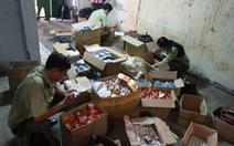 10 tháng, xử lý170 nghìn vụ buôn lậu và hàng giả