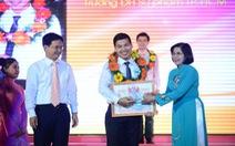 Trao giải thưởng cho 181 nhà giáo trẻ tiêu biểu