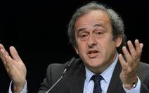 Platini không được phép tranh cử chủ tịch FIFA