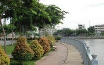 Kiến nghị lắp đèn led thắp sáng kênh Nhiêu Lộc