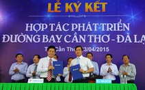 Vietravel phối hợp VASCOmở đường bay Cần Thơ - Nha Trang và Đà Lạt