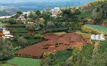 Đất ngoại ô Sài Gòn được săn đón