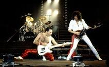 Ban nhạc Queen nhận danh hiệu Huyền thoại sống