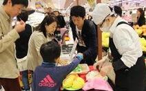 Hàng Nhật chờ thuế giảm để vào VN
