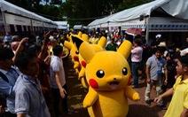 Xem clipPikachu biểu diễn tại Lễ hội Nhật Bản
