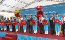 Khai trương đường bay Hải Phòng - Nha Trang