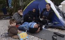 Mỹ quay lưng lại với người tị nạn Syria sau thảm sát Paris