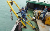 10 ngày tìm kiếm hai máy bay Su-22 gặp nạn trên biển