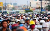 Lật tẩy người bí ẩn làm đường sá Sài Gòn lộn xộn
