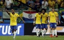 Costa giúp Brazil có thêm 3 điểm ở vòng loại World Cup 2018