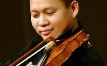 Thưởng thức tài năng củanghệ sĩ violin Vũ Việt Chương