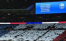 CĐV sân Wembley tưởng niệm nạn nhân khủng bố ở Paris