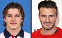 Xem clip diện mạo Beckham thay đổi qua các thời kỳ