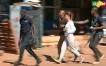 Video đặc nhiệm Mali giải cứu con tin