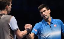 Djokovic gặp Nadal ở bán kết Giải ATP World Tour Finals